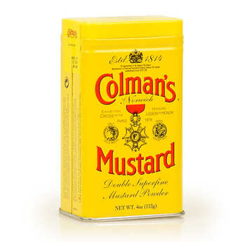 Colman's - Colman's English Mustard Powder