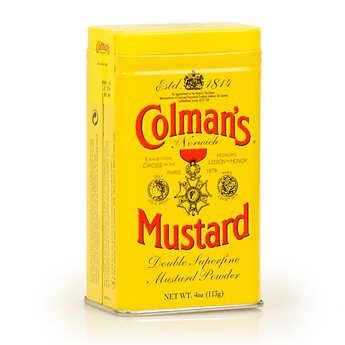 Colman's - Moutarde Colman's en poudre