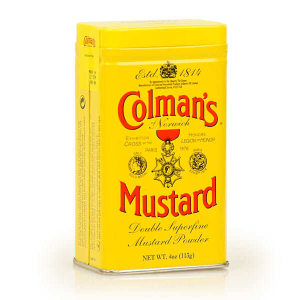 Colman's English Mustard Powder