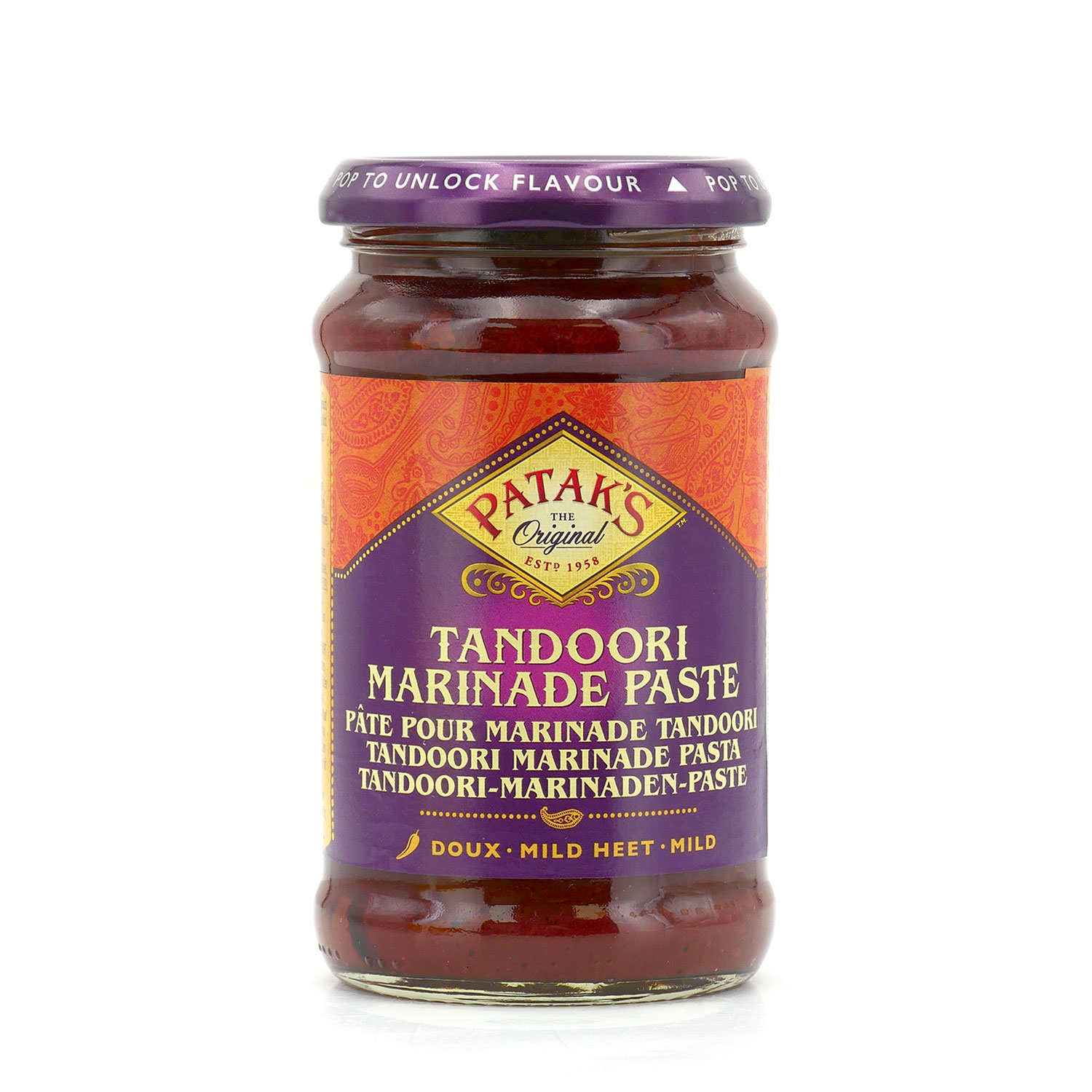 Indian Tandoori Sauce