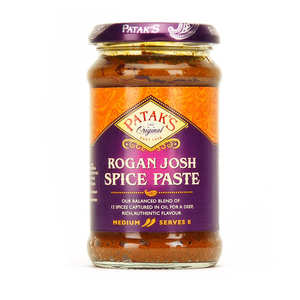 Patak's - Sauce indienne Rogan Josh