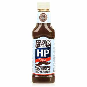 HP Sauce - HP Brown Sauce - Sauce barbecue originale HP