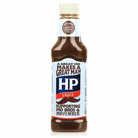 HP Sauce - HP Brown Sauce barbecue originale