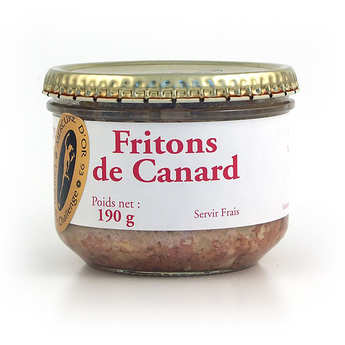 Alain Ginisty - Fritons de canard
