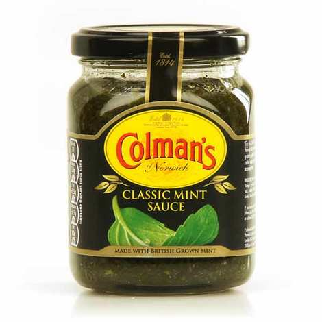 Colman's - Classic mint sauce - Sauce à la menthe anglaise