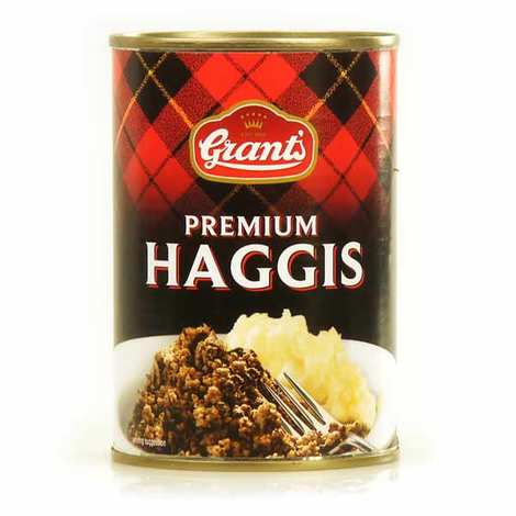 Grant's - Premium Haggis - Panse de brebis farcie écossaise