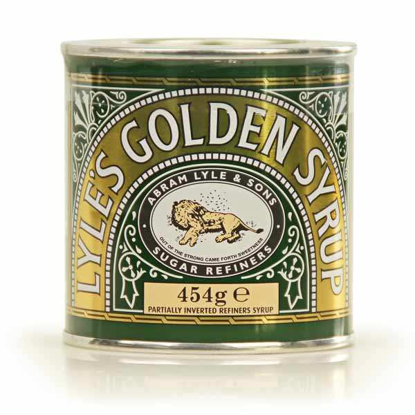 Golden syrup - Lyle's