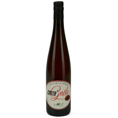 Verfeuille - Casta'gnole - Sweet chestnut aperitif - 16%