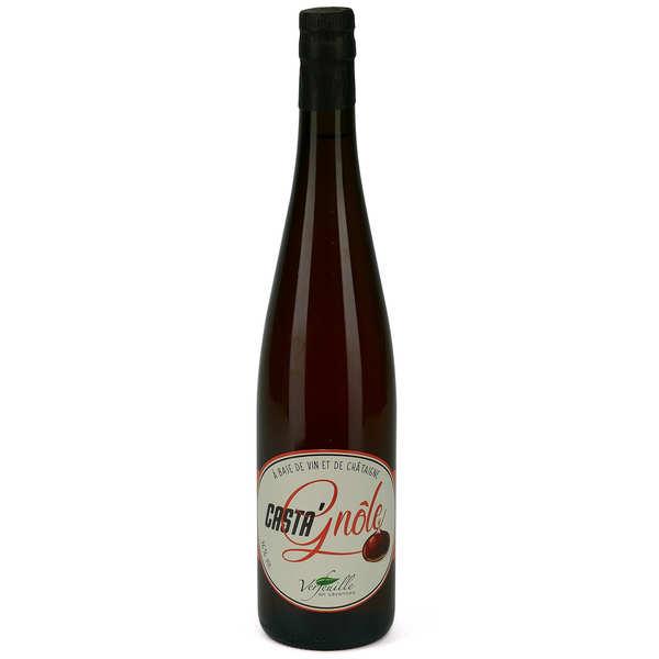 Casta'gnole - Apéritif doux à la châtaigne - 16%
