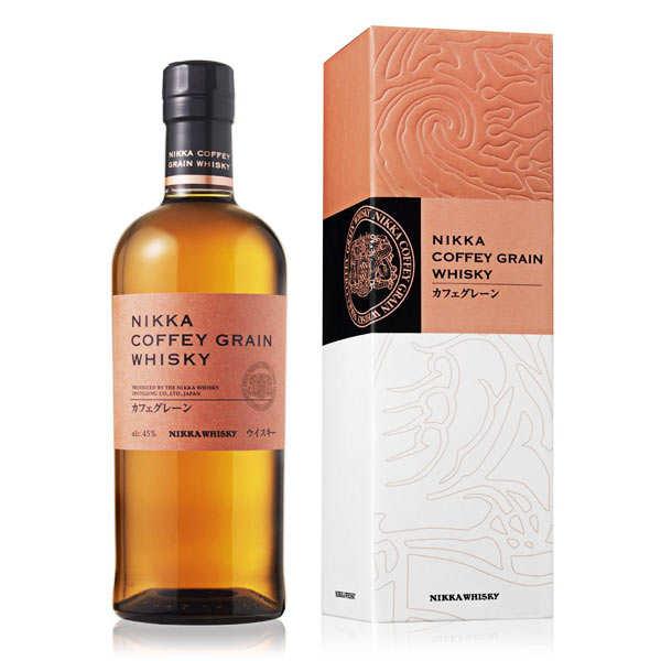 Nikka Coffey Grain Whisky - 45%