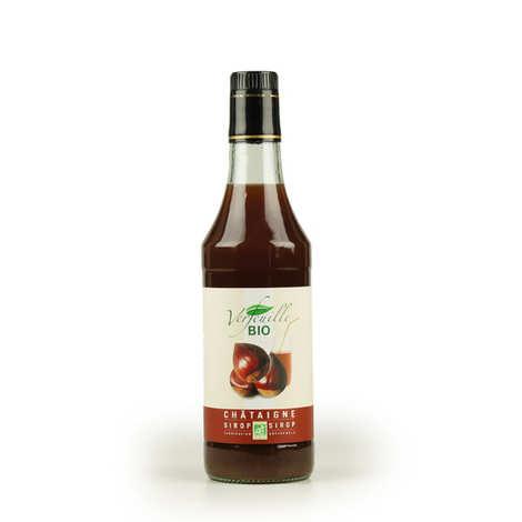 Verfeuille - Organic cevennes chestnut syrup