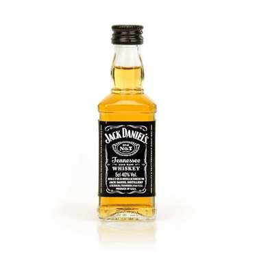 Jack Daniel's Whisky - Sample bottle - 40%