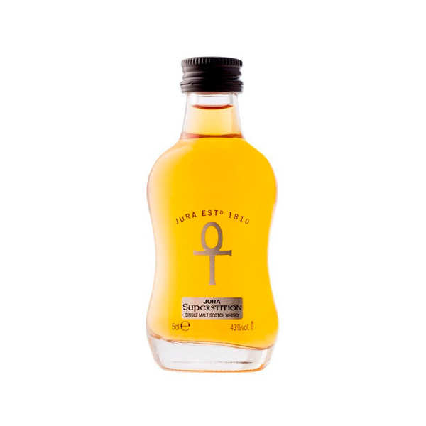 Whisky Jura Superstition - Mignonnette 5cl