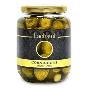 Lachaud - Large Pickled Gherkins