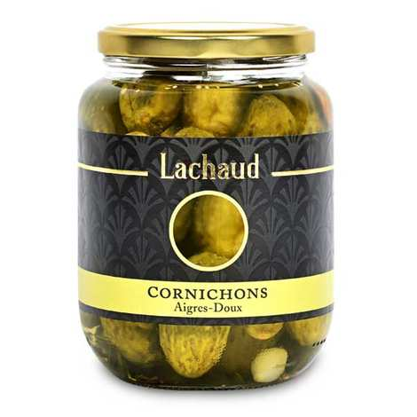 Lachaud - Large Pickled Gherkins
