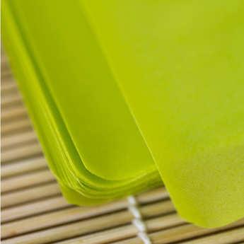 Soy Crepe - Feuilles de soja colorées pour maki - Soy Crepe