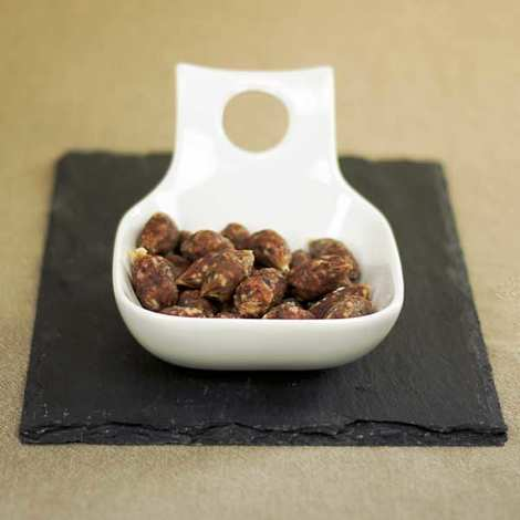 Rocheblin - Mini sausages with black olives