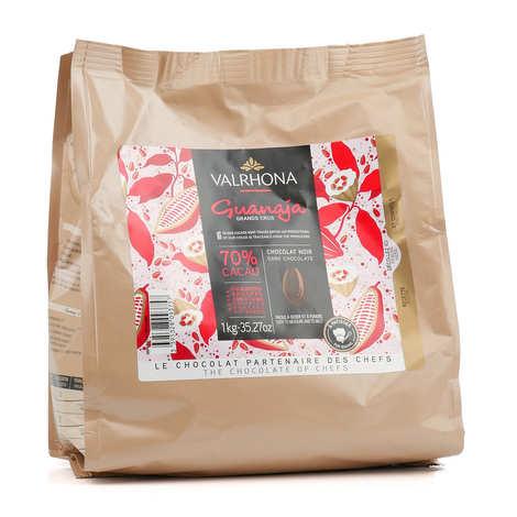 Valrhona - Dark chocolate couverture Guanaja 70%