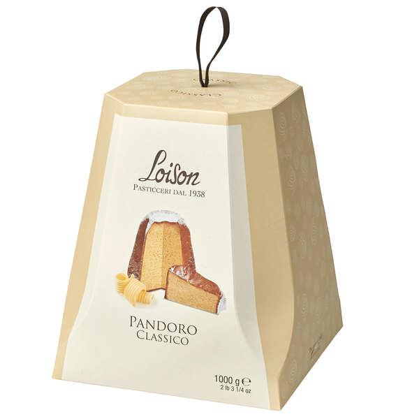 Pandoro classico italien