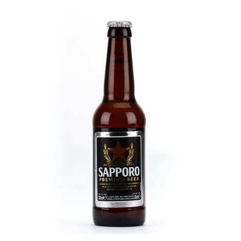 Sapporo - Sapporo Blonde Japanese Beer - 5%