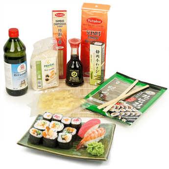 BienManger paniers garnis - Kit atelier sushi