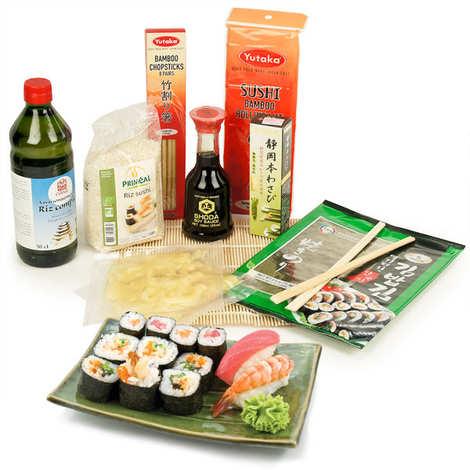 - Kit atelier sushi