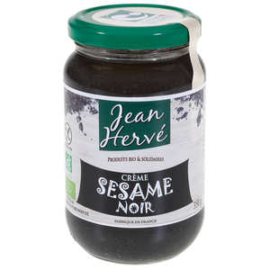 Jean Hervé - Crème de sésame noir bio