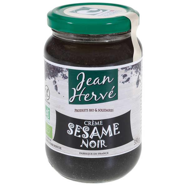 Crème de sésame noir bio