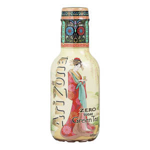 Arizona Iced Tea - Arizona au thé vert - Zero sucre