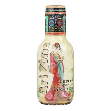 Arizona Green Tea with Honey Light