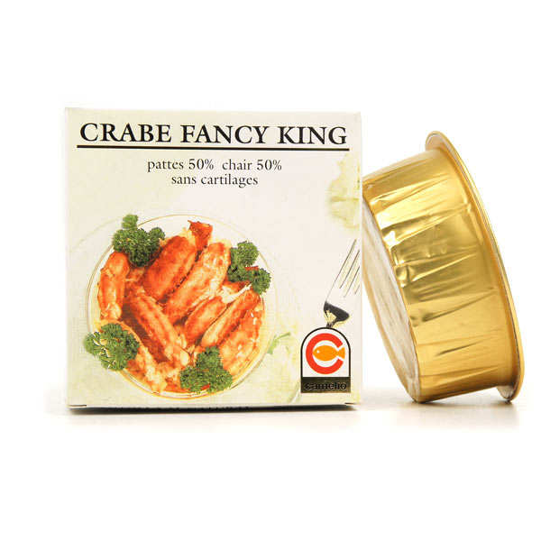 Crabe royal du Chili (Fancy King) - Chair et pattes
