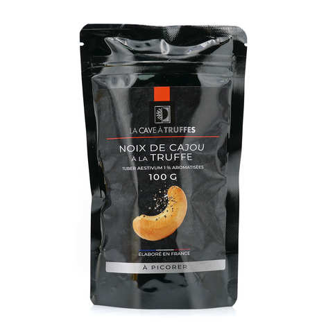 Truffières de Rabasse - Truffled cashew nuts