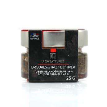 Truffières de Rabasse - Black Truffle Pieces