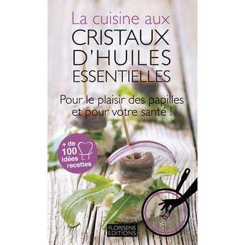 Aromandise - Coffret d'initiation à la cuisine aux cristaux d'huiles essentielles