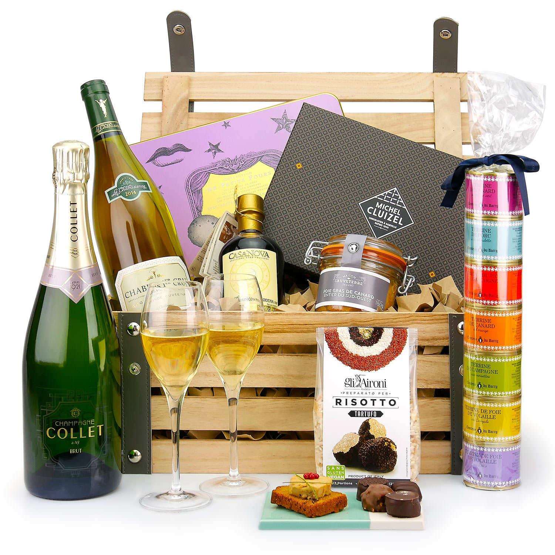 Gourmet Magic Gift Crate