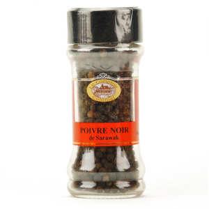 Le Comptoir Colonial - Poivre noir Sarawak en grains