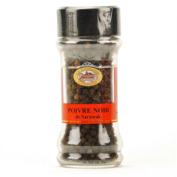 Sarawak black peppercorns