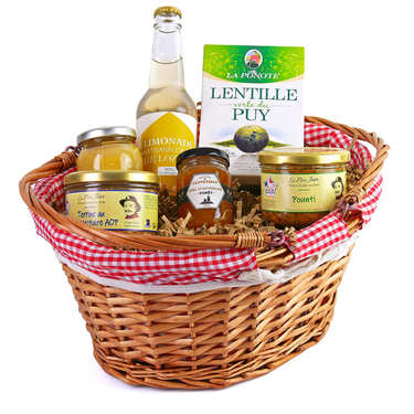 Specialities from Auvergne