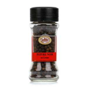 Le Comptoir Colonial - Black peppercorns (India)