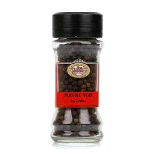 Le Comptoir Colonial - Poivre noir en grains (origine Inde)
