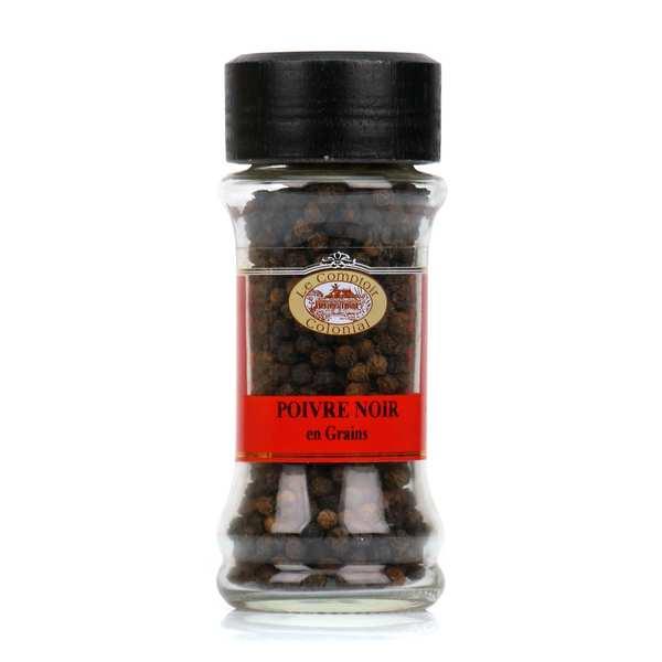 Poivre noir en grains (origine Inde)