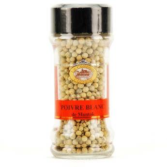 Le Comptoir Colonial - Poivre blanc Muntok en grains