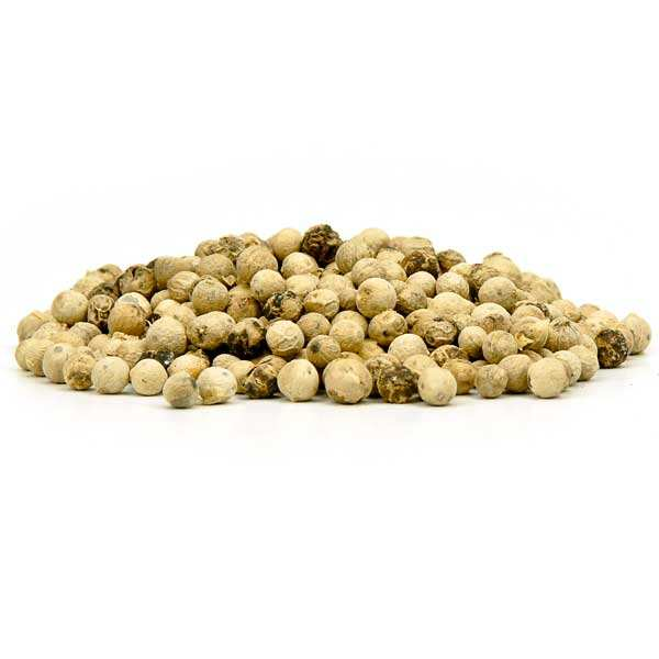 Penja white peppercorns (Cameroun)