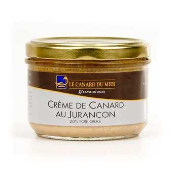 Le Canard du Midi - Délice de canard au Jurançon - 20% Foie gras