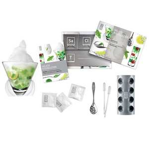 Saveurs MOLÉCULE-R - Molecular Mixology Cocktail Kit - Mojito R-Evolution