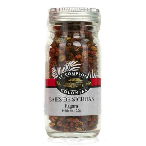 Le Comptoir Colonial - Sichaun pepper