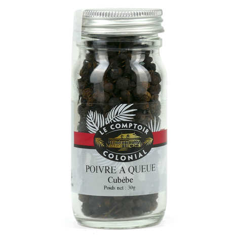 Le Comptoir Colonial - Cubeb pepper (Inde)