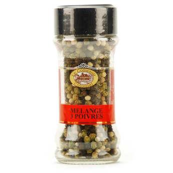 Le Comptoir Colonial - Mélange 3 poivres (grains)