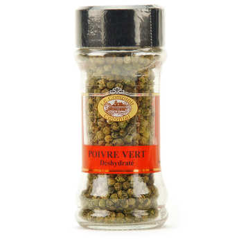 Le Comptoir Colonial - Desiccated green peppercorns (India)