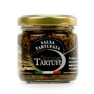 Giuliano Tartufi - Salsa Tartufata - Truffle and Mushroom Carpaccio